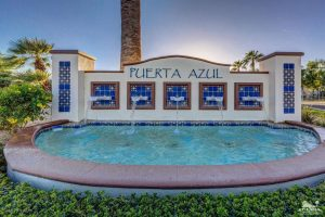 Puerta Azul La Quinta Homes for Sale