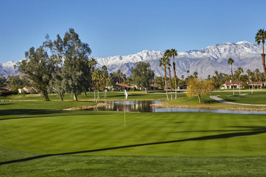 Mission Hills Country Club Rancho Mirage homes for sale
